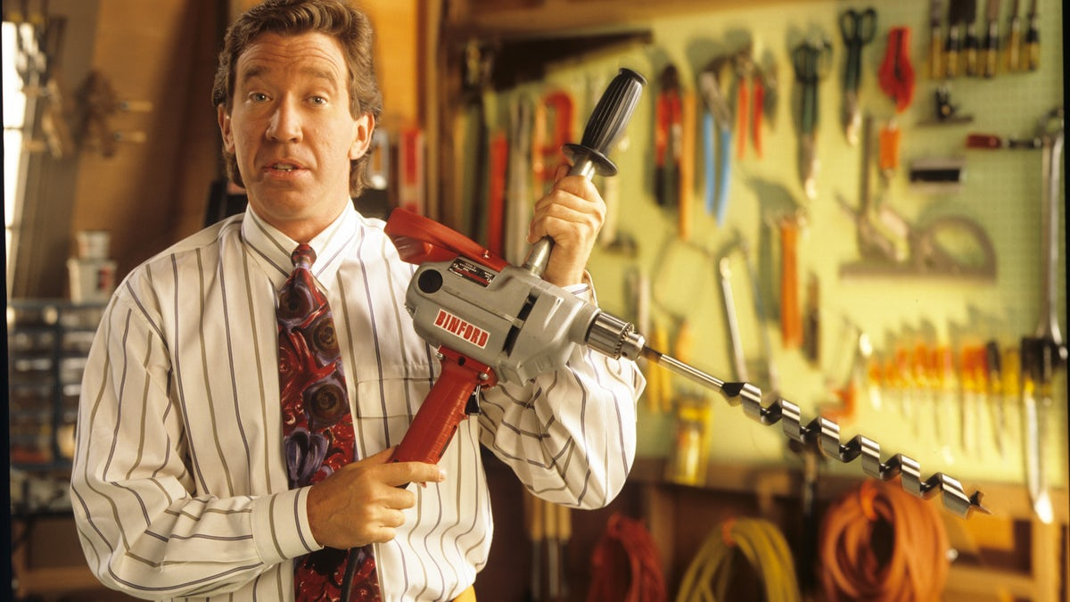 Tim Allen Opens Up About Doing A Home Improvement Reboot